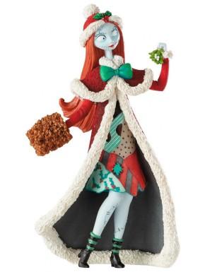 Figura Sally Navidad 20 cm Disney Showcase