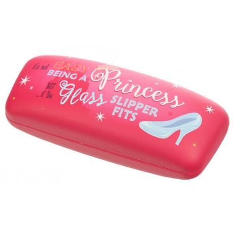 Estuche de gafas Princess Rosa