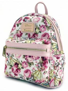 Bolso mochila La Bella y la Bestia Disney Loungefly