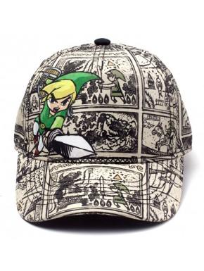 Gorra Beisbol Zelda Link