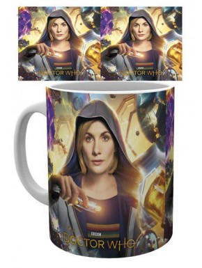 Taza Doctor Who Universe Calling