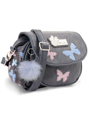 Bolso Bandolera Minnie Mouse Butterfly Disney
