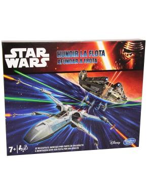 Juego Star Wars Hundir La Flota