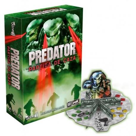 Juego Mesa Predator Partida De Caza Solo 39 90 Lafrikileria Com