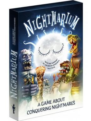 Juego de cartas Nightmarium