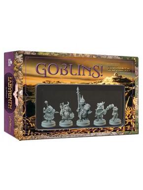 Juego de mesa Dentro del Laberinto Expansión Goblins