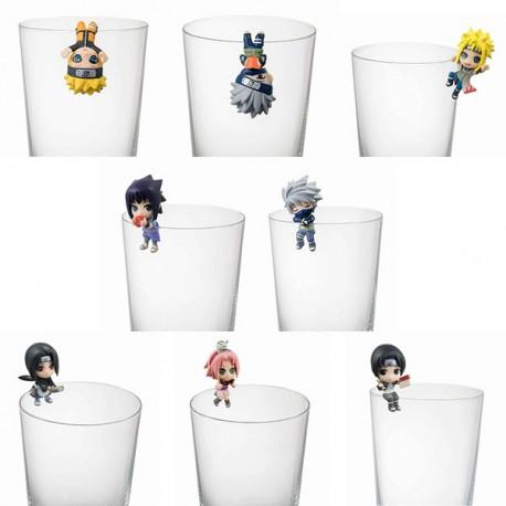 Figuritas Sorpresa Naruto Ochatomo Series Konoha Break Time
