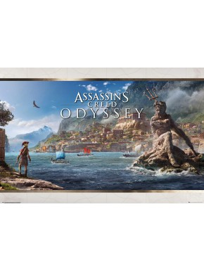 Póster Assassins Creed Odyssey