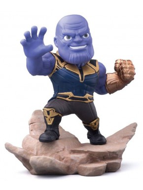 Figura Thanos Mini Egg Attack Marvel Infinity War 9 cm
