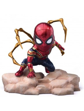 Figura Iron Spider Mini Egg Attack Marvel Infinity War 9 cm