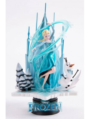 Figura Diorama Frozen Disney 18 cm D-Select Exclusive