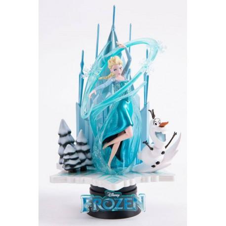 Figura Diorama Frozen Disney 18 cm D-Select Exclusive