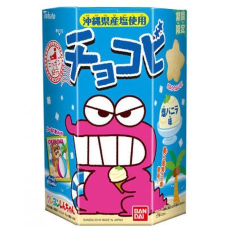 Snack de Vainilla Shin Chan con Sticker