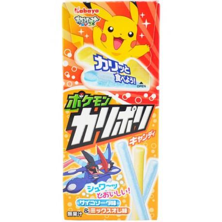 Palitos de caramelo Pokemon Snack Japonés