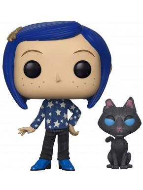 Funko Pop! Coraline con Gato