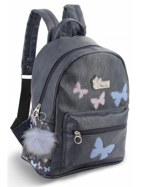 Bolso mochila Minnie Mouse Disney Butterfly