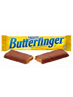 Chocolatinas de Crema de Cacahuete Butterfingers Bites