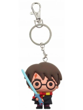 Llavero Kawaii Harry Potter con Espada