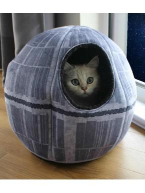 Casa para Mascotas Estrella de la Muerte Star Wars