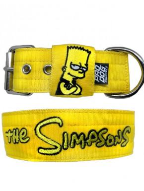 Collar para perro Los Simpsons