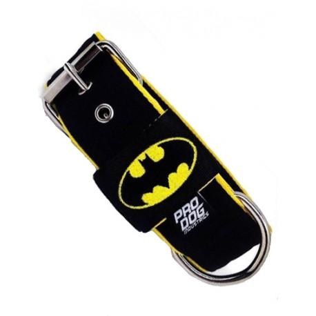 Collar para perro Batman personalizable