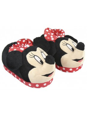 Zapatillas 3D Minnie Mouse Disney