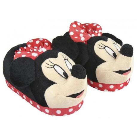 bb5904a08 Zapatillas 3D Minnie Mouse Disney solo 19,90€ - lafrikileria.com