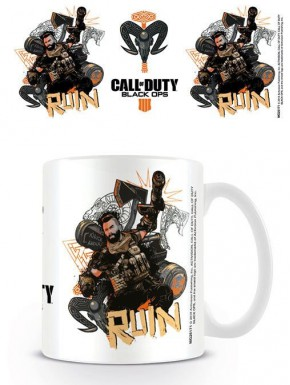 Taza Call of Duty Ops 4 Ruin