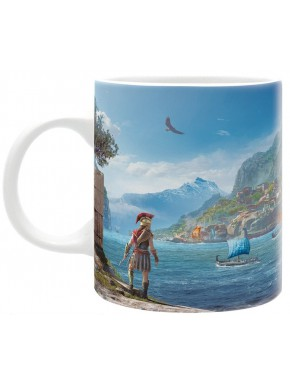 Taza Assassin's Creed Odyssey Grecia
