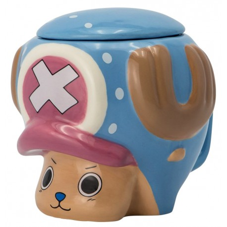 Taza 3D Chopper One Piece