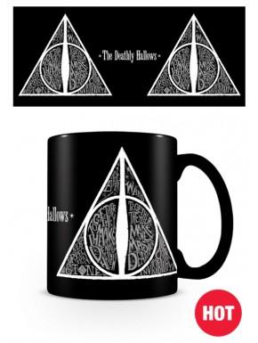 Taza térmica Harry Potter Reliquias de la Muerte