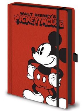 Libreta A5 Disney Mickey Mouse Vintage