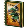 Libreta Cuaderno 3D Zelda Link