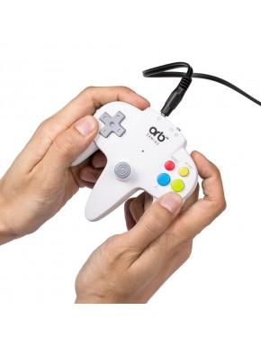 Mando con juegos Retro Arcade