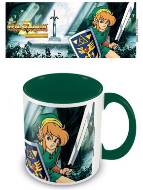 Taza Zelda Link The Lost Woods
