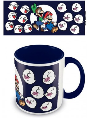Taza Mario y Luigi Super Mario World
