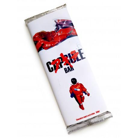 Capsule Chocolate Bar Akira