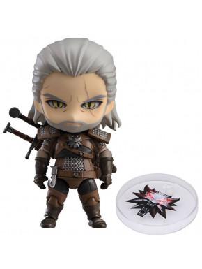 Figura Geralt de RIvia The Witcher 3 Nendoroid