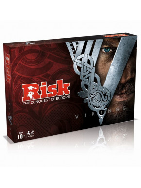 Risk Vikings en Castellano