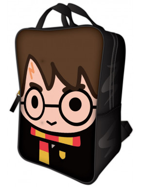 Mini Mochila Harry Potter Kawaii