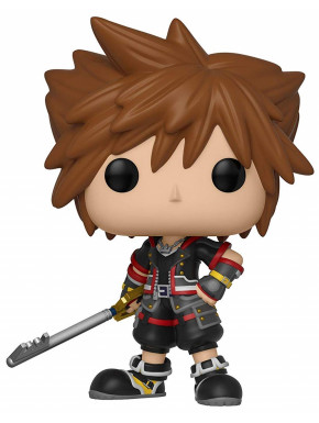 Funko Pop! Sora Kingdom Hearts 3 Disney