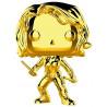 Funko Pop! Viuda Negra Cromado Oro