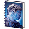 Cuaderno A5 Harry Potter 3D