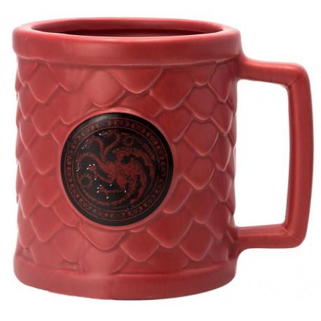 Jarra Cerámica Juego de Tronos Targaryen