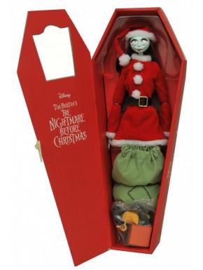 Figura Sally Edición Navidad Ataúd 41 cm