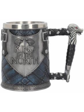 Jarra Deluxe Juego de Tronos King of The North