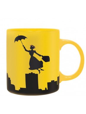 Taza Mary Poppins Silueta Disney