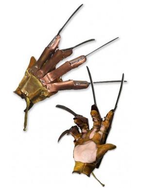 Réplica 1:1 Guante Freddy Krueger Pesadilla en Elm Street NECA