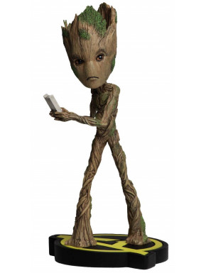 Figura Body Knocker Groot Marvel NECA 20 cm