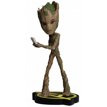 Figura Body Knocker Groot Marvel NECA 20 cm